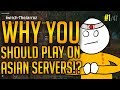 Why You Should Play On Asian Servers In PlayerUnknown's Battlegrounds