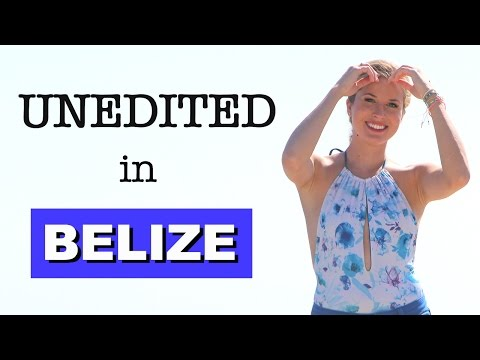 UNEDITED in Belize San Pedro, Belize | Travel Guides | How 2 Travelers