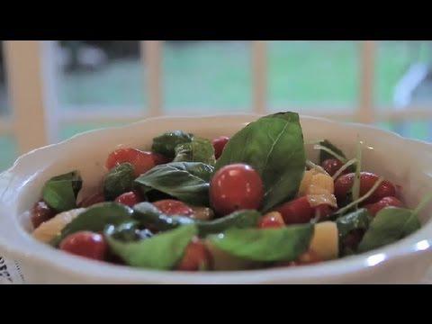 C mo preparar una ensalada capresse las mejores for Las mejores ensaladas