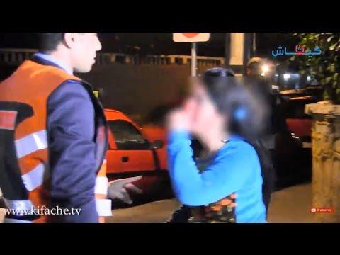 النشاط سالا عند البوليس.. قصة مولات طلعوني!!