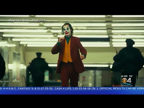 'Joker' Opens In Theaters With Controversy And Extra Security