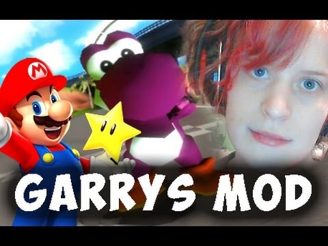 GMOD: Mario Kart Models, Cars, & Map!