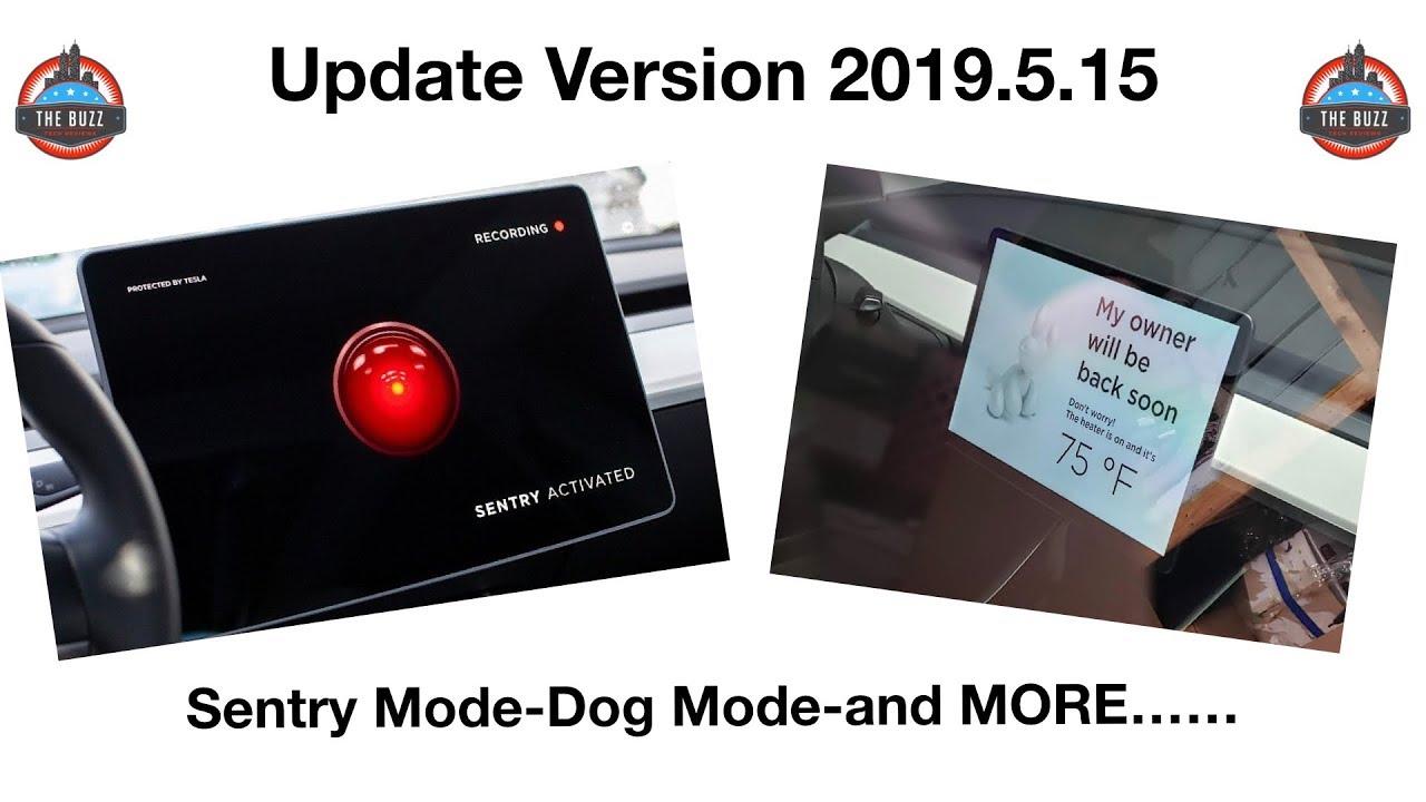 Tesla Model 3 Software Update Version 2019.5.15 Review ...