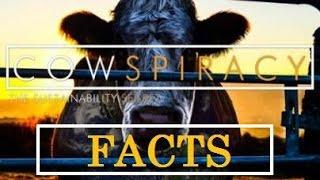 Shocking Cowspiracy Facts & Statistics