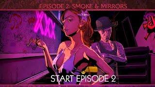 Episode 2: Smoke & Mirrors. Nerissa, the Little Mermaid Stripper (Wolf Among Us | Telltale | Fables)