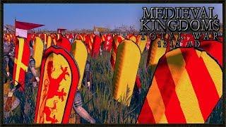 spanish invasion of europe medieval kingdoms 1212 ad total war gameplay
