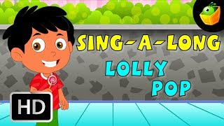 Karaoke: Lolly Pop - Songs With Lyrics - Cartoon/Animated Rhymes For Kids
