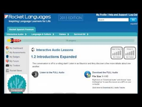Learn English Online - How To Learn English Online Free And Fast By Rocket English