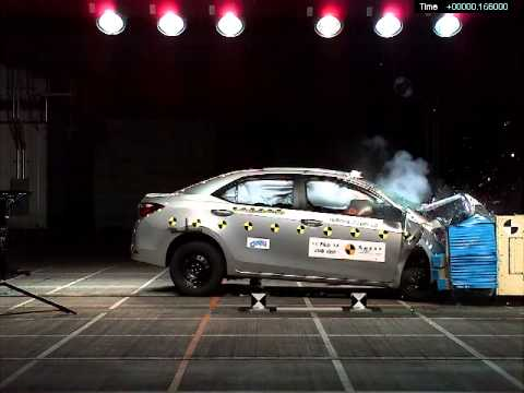 ancap crash test toyota corolla sedan from 2014 5 star. Black Bedroom Furniture Sets. Home Design Ideas