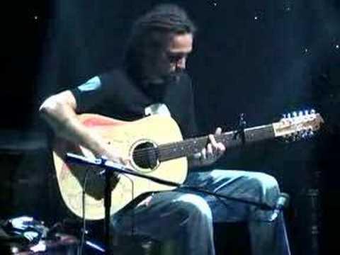 John Butler Trio  Guitar Solo