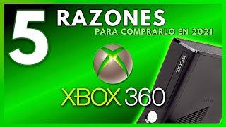 5 RAZONES para comprar una XBOX 360 SLIM  en 2021 - Jugamer