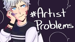 ARTIST PROBLEMS ☆SpeedPaint☆