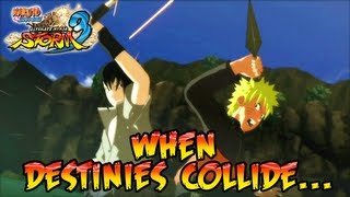 Naruto Shippuden Ultimate Ninja Storm 3 - X360 / PS3 - When Destinies Collide...