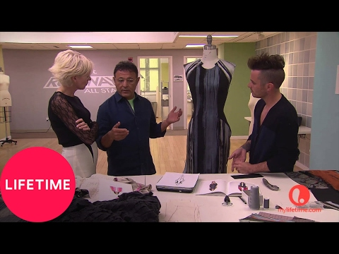 Project Runway All Stars: Joanna Coles & Elie Tahari Critique the Designers: Episode 9 | Lifetime