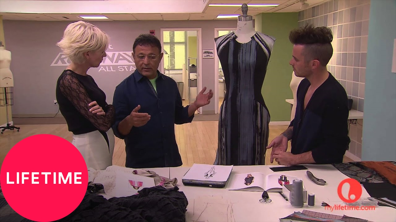 Project Runway All Stars: Joanna Coles & Elie Tahari Critique the ...