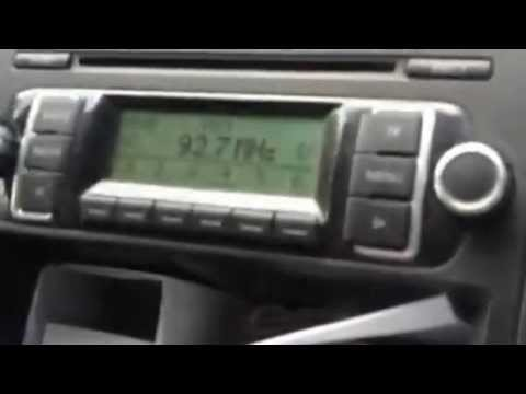 vw transporter t5 poor radio reception 2 youtube. Black Bedroom Furniture Sets. Home Design Ideas