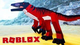"Dinosaur Simulator - Terror Do Jurássico! ""Torvosaurus"" | ""Roblox"" (#45) (Gameplay/PT-BR)"