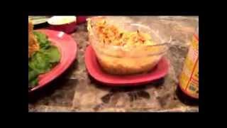 Healthy Eating: Carrot (mock)tuna