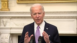 Biden promises 100m Covid-19 vaccines in first 100 days