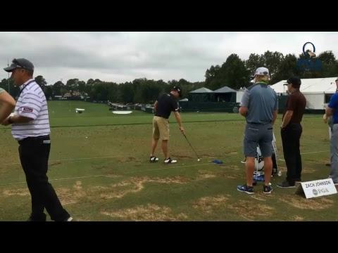 2017 PGA Championship Practice Rounds