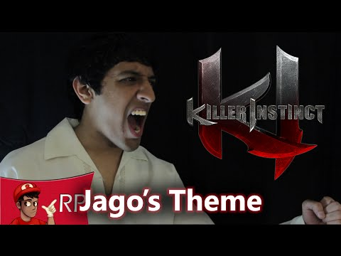 Jago's Theme (Killer Instinct) || Bollywood-Metal Cover by Ro Panuganti