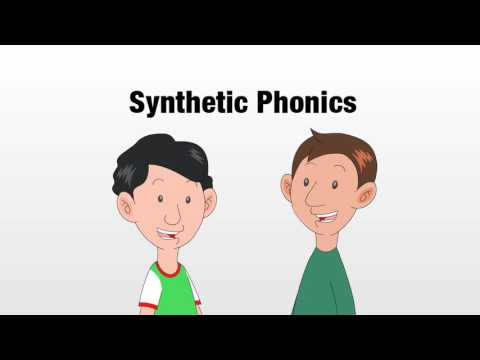 UNiK Learn to Read Programme (Synthetic Phonics) – Part 1
