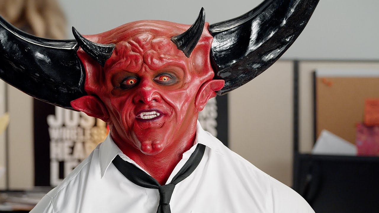 ADdicted: Satan's New Job...