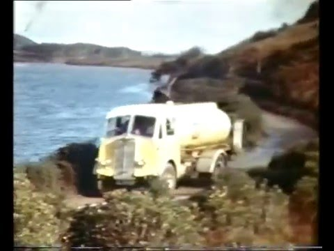 Donegal Oil Company - Film History Archive 1954 - 1964