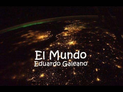 El mundo de Eduardo Galeano - Cuentos cortos para adultos - Microcuentos