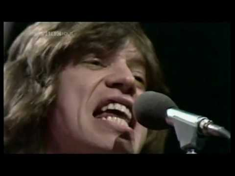 Rolling Stones - Brown Sugar - 1971 - Top of The Pops - BBC UK.