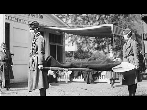 A look back at the 1918 flu pandemic