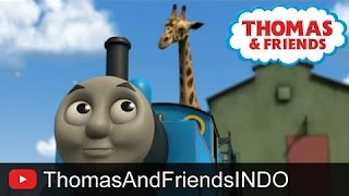 Thomas & Friends Bahasa Indonesia - Full Episode - Teman Thomas yang Tinggi