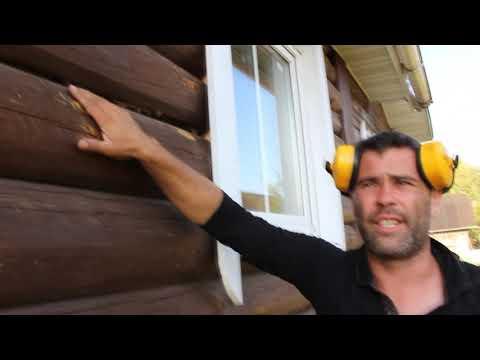 Я БЫЛ В ШОКЕ КОГДА УВИДЕЛ деревянный дом из бревна и бруса
