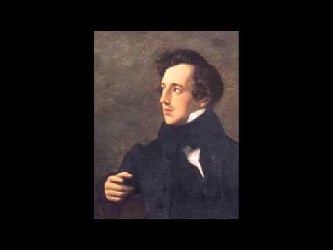 Mendelssohn, String Quartet in E-flat-major, Op. 12, II. Canzonetta