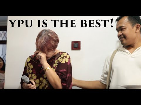 """YPU IS THE BEST!"" - IBU YEYEN, DOSEN FE UNTAR"