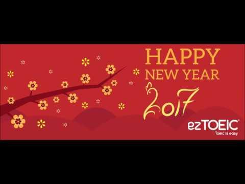 Học Tiếng Anh Qua Bài Hát - Happy New Year