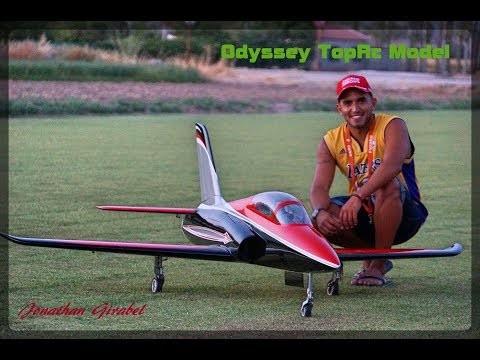 Odyssey Jet TopRc Model (Roi Import Spain)