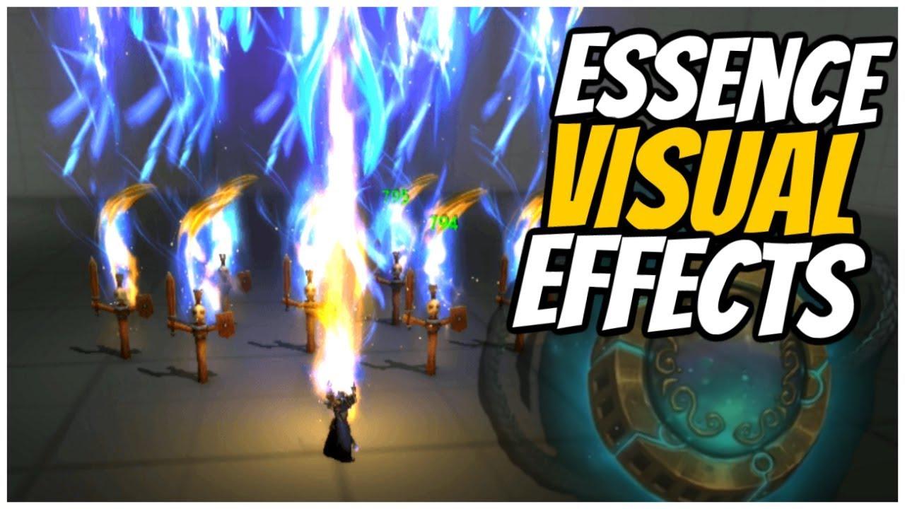 New Azerite Essence Rank 4 Visual Effects   Heart of Azeroth   World of  Warcraft Rise Of Azshara