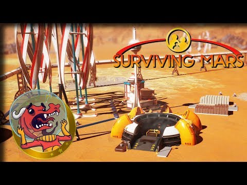 Automated Mining – Surviving Mars Gameplay – Let's Play Part 13