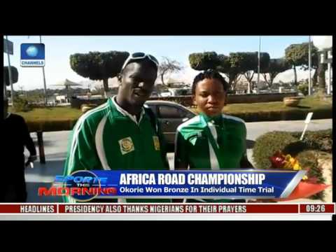 Sports This Morning: Discussing Africa Road Championship Pt 1
