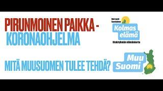 HYVÄN PÄIVÄ 7/8 KOKO OHJELMA KOLMAS ELÄMÄ KORONASTA JA MUUSUOMI POMOPUHEENVUOROT
