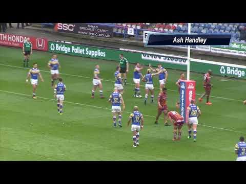 Huddersfield Giants 22 Leeds Rhinos 22