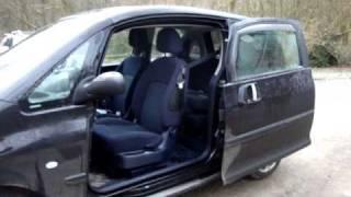 Peugeot 1007 problème porte