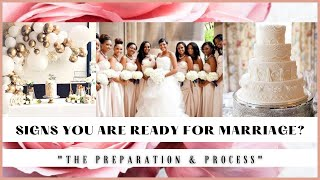 Signs You Are Ready For Marriage!