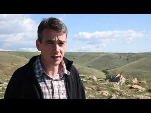 Les mégalithes dans le Parc national des Cévennes
