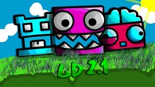 Geometry Dash 21 Full Download (Android APK and PC).