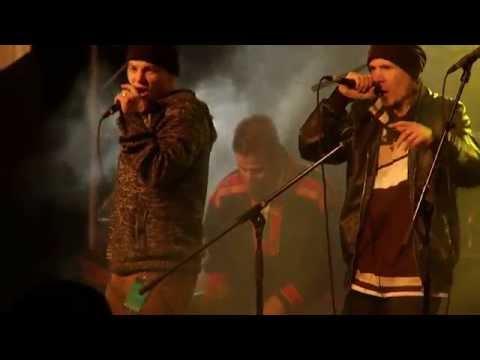 Amoc - Šaali feat. Ruzze w/ Tuupa Records Crew (Live @ Ijahis Idja 2014)