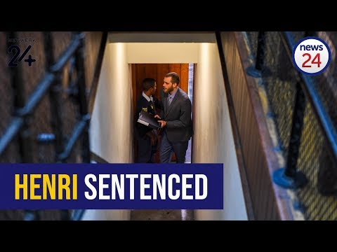 WATCH: Henri van Breda sentenced for triple axe murder (full live stream)