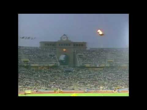 3916 Olympic Track & Field 1992 Heptathlon Javelin Jackie Joyner-Kersee