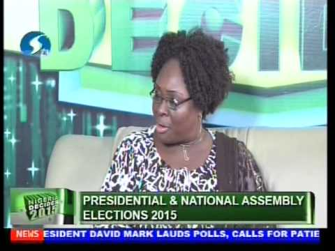 Assessment of the Conduct of the 2015 Presidential and National Assembly Elections